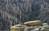 Arizona, Southeast - Chiricahua National Monument, Bonita Canyon Drive 06.JPG