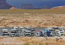 Impressionen am Lake Powell - Glen Canyon NRA, Antelope Point Marina.JPG