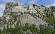 South Dakota, Western Region - Mount Rushmore National Memorial 05.JPG