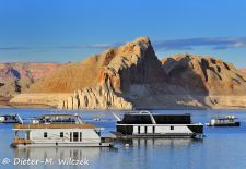Impressionen am Lake Powell - Glen Canyon NRA, Wahweap Marina 2.JPG