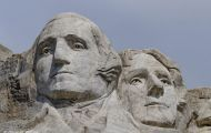 South Dakota, Western Region - Mount Rushmore National Memorial 06.JPG