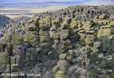 Spectacular Rock Formations in the Western US - Chiricahua National Monument, Arizona.JPG