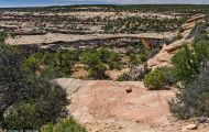 Utah, Canyon Country - Natural Bridges National Monument 12.JPG