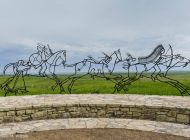 Montana, Eastern - Little Bighorn Battlefield National Monument 14.JPG