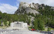 South Dakota, Western Region - Mount Rushmore National Memorial 03.JPG