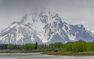 Wyoming, Northwest - Grand Teton National Park Oxbow Bend 02.JPG