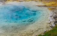 Wyoming, Northwest - Yellowstone National Park Sylex Spring 01.JPG