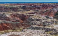 Arizona, Northcentral-Eastern - Petrified Forest National Park 02.JPG