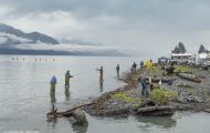 Alaska, Southcentral - Seward  Resurrection Bay 01.JPG