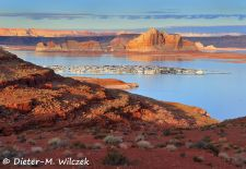 Impressionen am Lake Powell - Glen Canyon NRA, Wahweap Marina 1.JPG