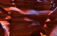 Arizona, Northcentral-Eastern - Page Upper Antelope Canyon 04.JPG