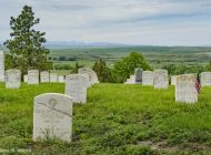 Montana, Eastern - Little Bighorn Battlefield National Monument 05.JPG
