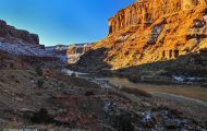 Utah, Canyon Country - Upper Colorado River Scenic Byway  Colorado Riverway 02.JPG