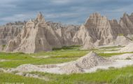 South Dakota, Western Region - Badlands National Park 04.JPG