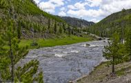 Wyoming, Northwest - Yellowstone National Park 03.JPG