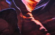 Arizona, Northcentral-Eastern - Page Upper Antelope Canyon 07.JPG