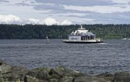 British Columbia, Vancouver Island - Campbell River  Quadra Island Ferry 02.JPG
