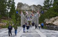 South Dakota, Western Region - Mount Rushmore National Memorial 01.JPG