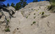Wyoming, Central - Oregon Trail Ruts National Historic Site 03.JPG