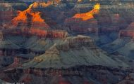 Arizona, Northcentral-Eastern - Grand Canyon National Park 12.JPG