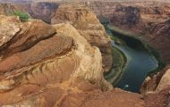 Arizona, Northcentral-Eastern - Page  Horseshoe Bend 03.JPG