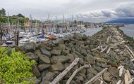 British Columbia, Vancouver Island - Campbell River  Discovery Fishing Pier 01.JPG