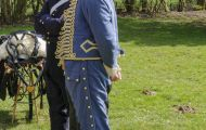 Wallonisch-Brabant, Waterloo - Reenactment 05.JPG