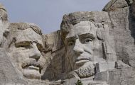 South Dakota, Western Region - Mount Rushmore National Memorial 07.JPG