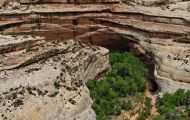 Utah, Canyon Country - Natural Bridges National Monument 10.JPG