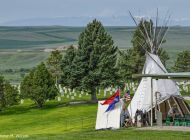 Montana, Eastern - Little Bighorn Battlefield National Monument 09.JPG