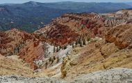 Utah, Canyon Country - Cedar Breaks National Monument 04.JPG