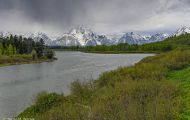 Wyoming, Northwest - Grand Teton National Park Oxbow Bend 01.JPG