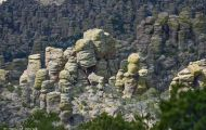 Arizona, Southeast - Chiricahua National Monument, Bonita Canyon Drive 05.JPG