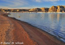 Impressionen am Lake Powell - Glen Canyon NRA, Wahweap Marina 3.JPG