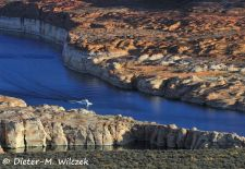 Impressionen am Lake Powell - Glen Canyon NRA, Lakeshore Drive 2.JPG