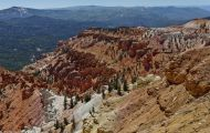Utah, Canyon Country - Cedar Breaks National Monument 02.JPG