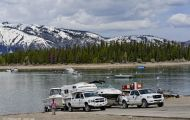 Wyoming, Northwest - Grand Teton National Park Leeks Marina 01.JPG