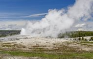 Wyoming, Northwest - Yellowstone National Park Old Faithful 01.JPG